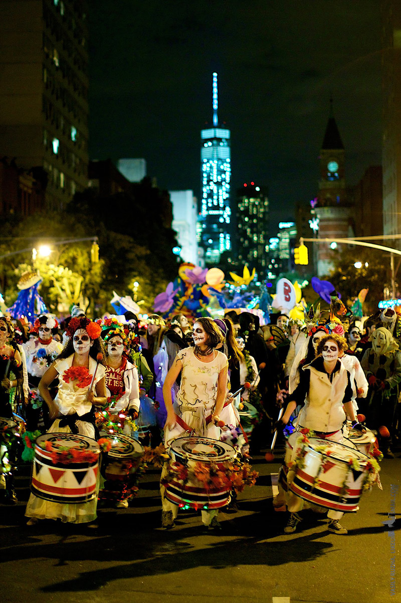 The 5 Best Halloween Parades in the World