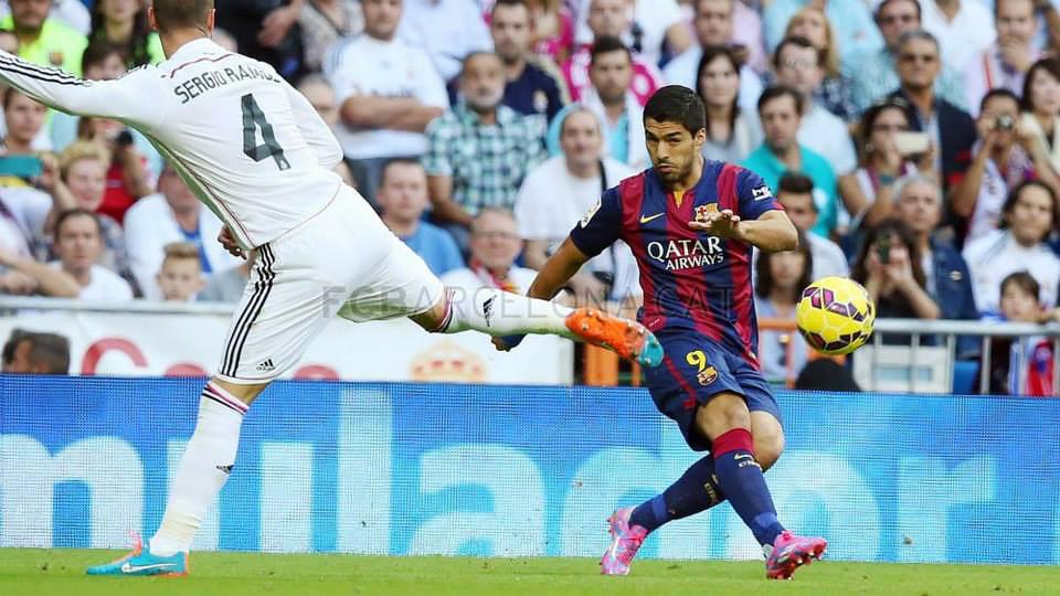 Real Madrid Vs FC Barcelona