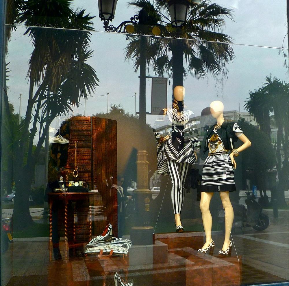 Store in Puerto Banus