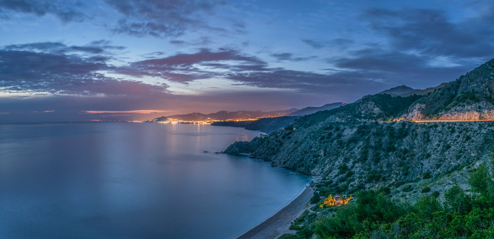 Andalusian coast