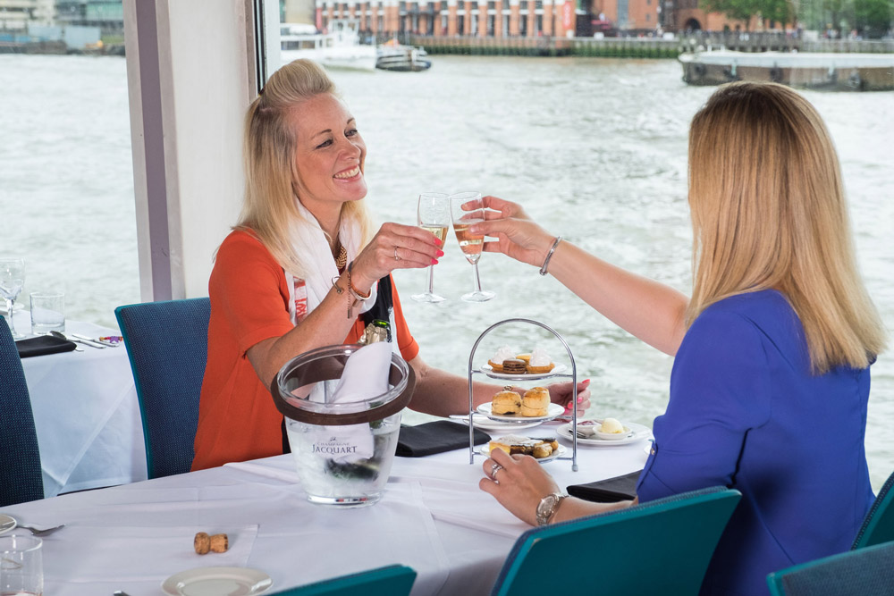Afternoon Tea Cruise, London