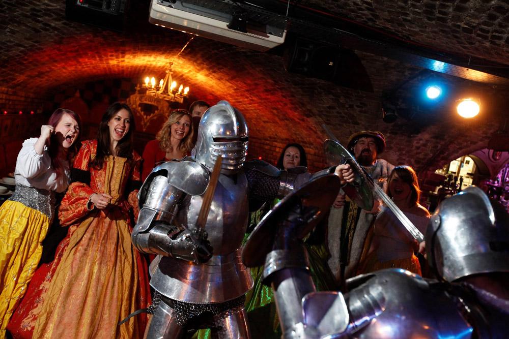 Medieval Banquet, London