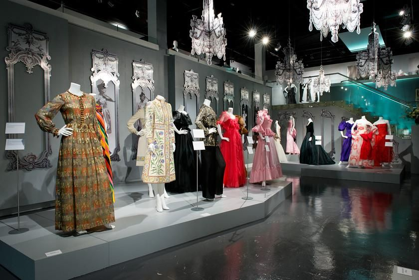 Fashion and Textile Museum, London