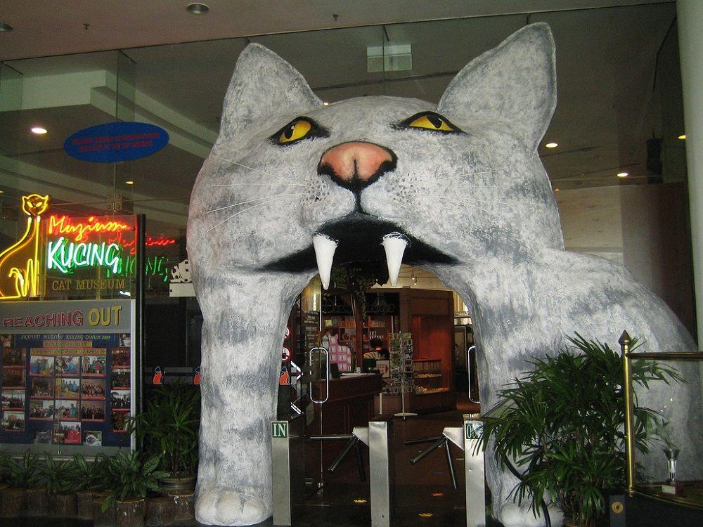 Kuching Cat Museum, Malaysia