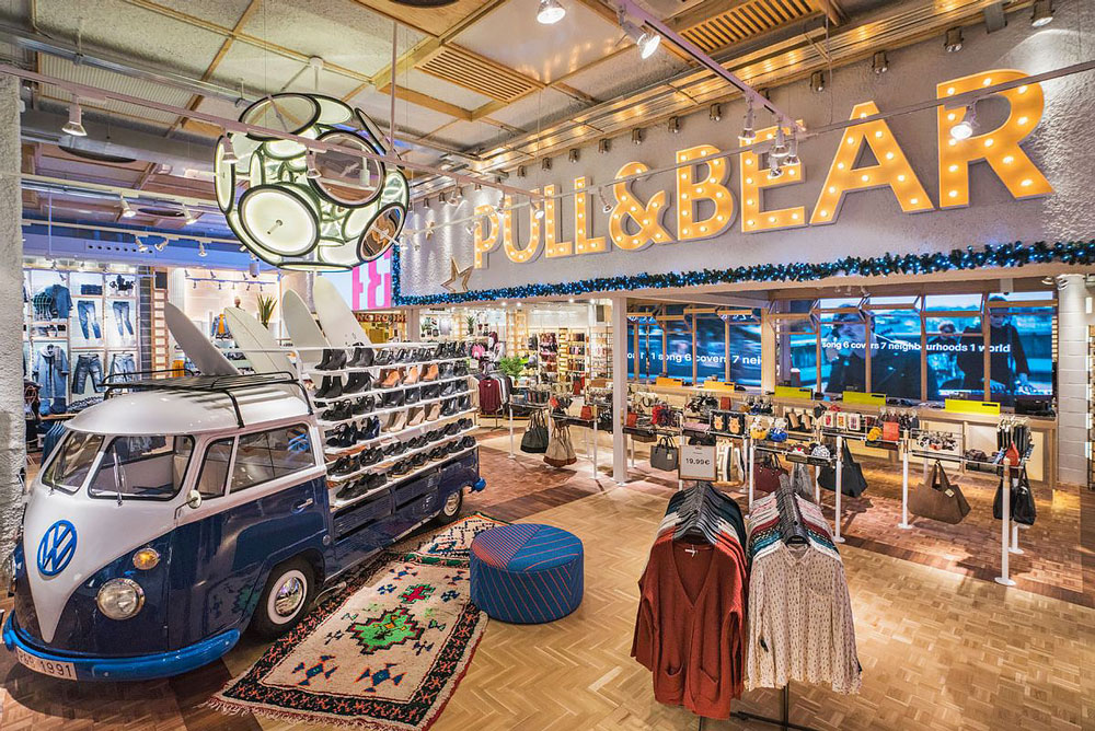 Pull&Bear Madrid