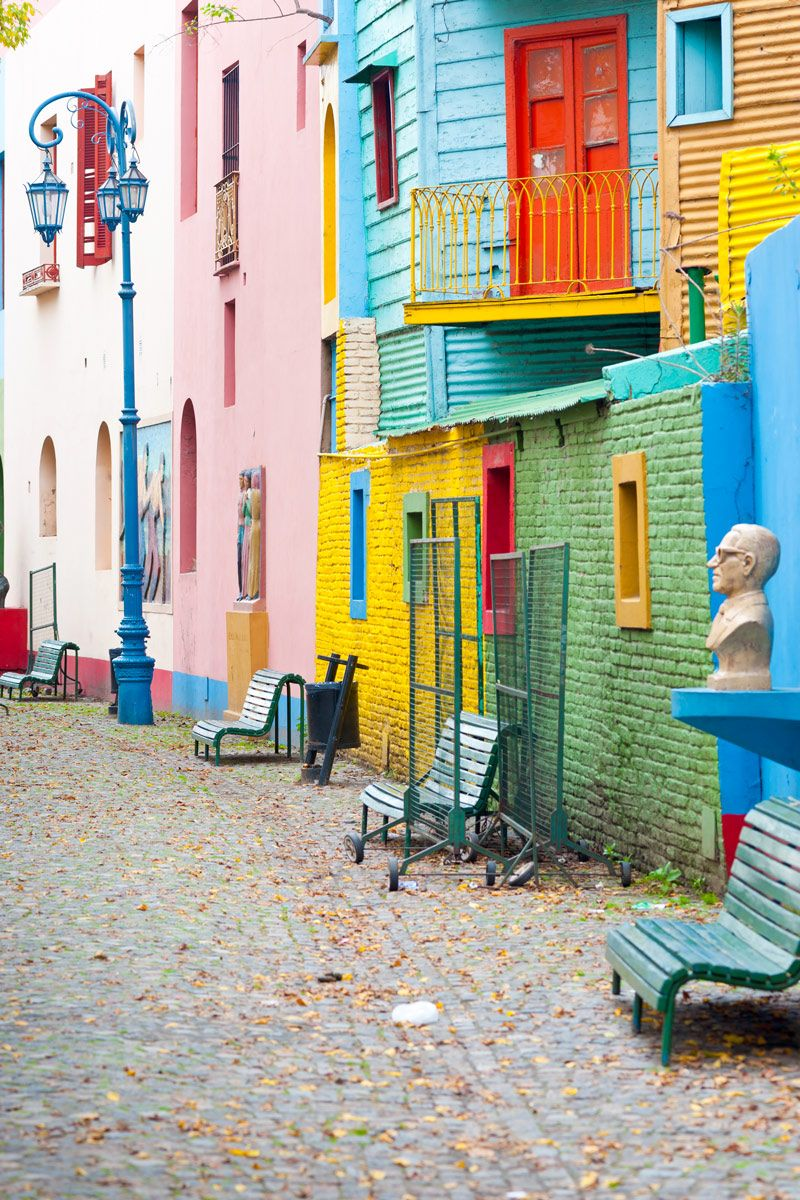 Autumn in Buenos Aires