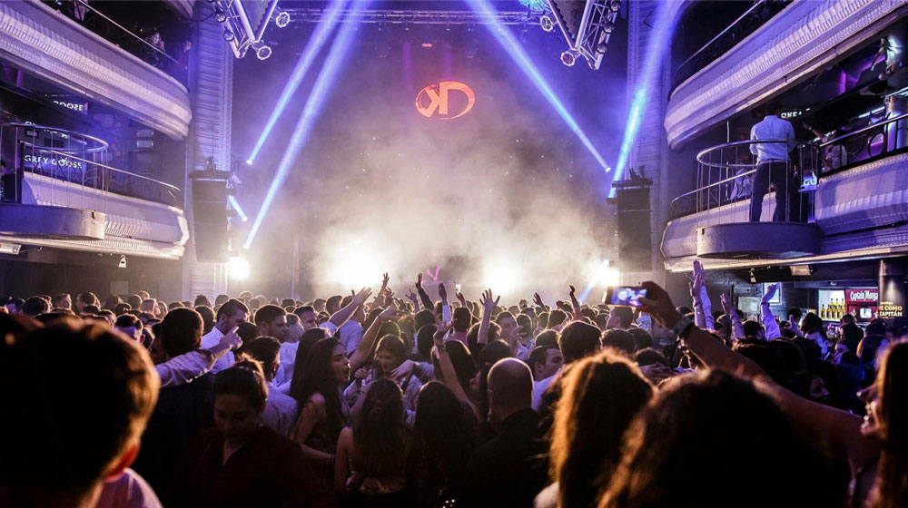 Madrid's Legendary Nightlife