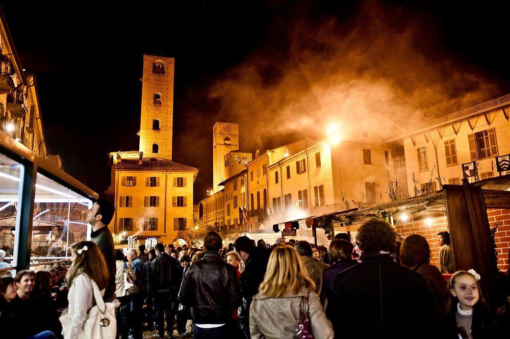 Alba White Truffle Festival