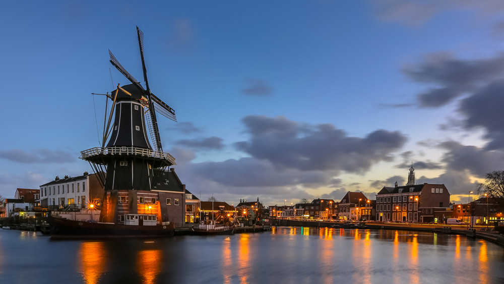 The capital of North Holland