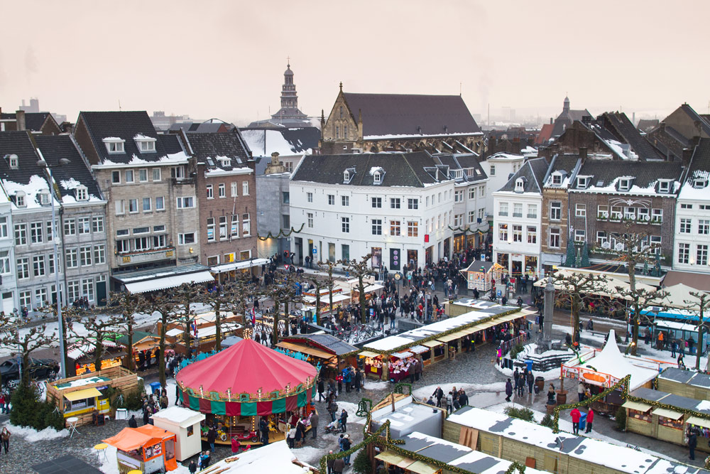 Maastricht Old Town