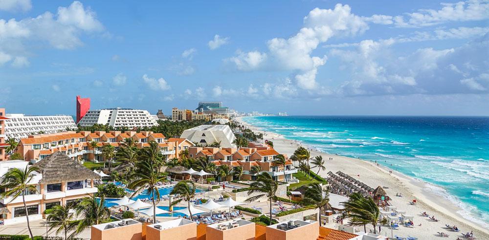 All-inclusive beach resort