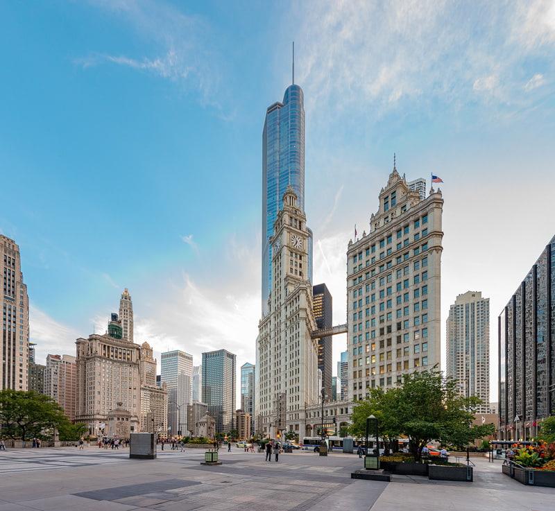 Best architecture in America