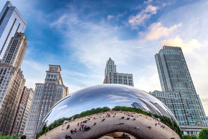 Millenium Ball, Chicago