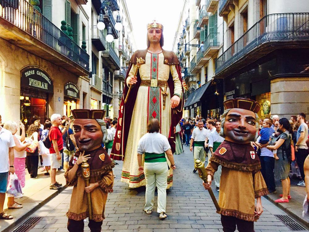 La Merce Festival, Barcelona