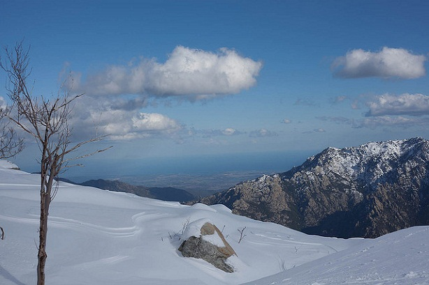 Corsica ski