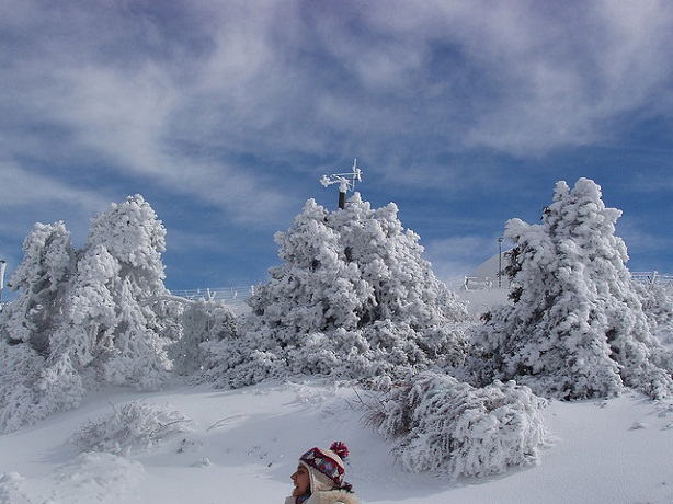 Troodos ski