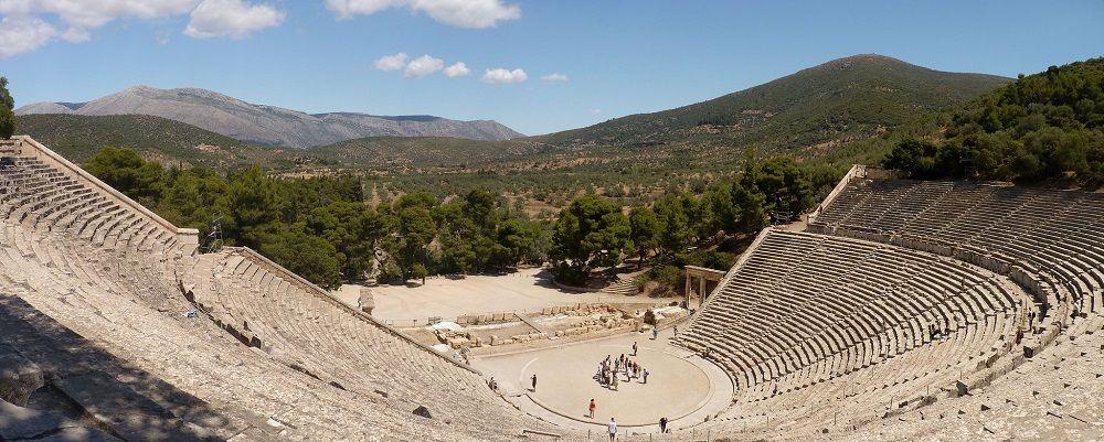 Epidavros Theater, Athens