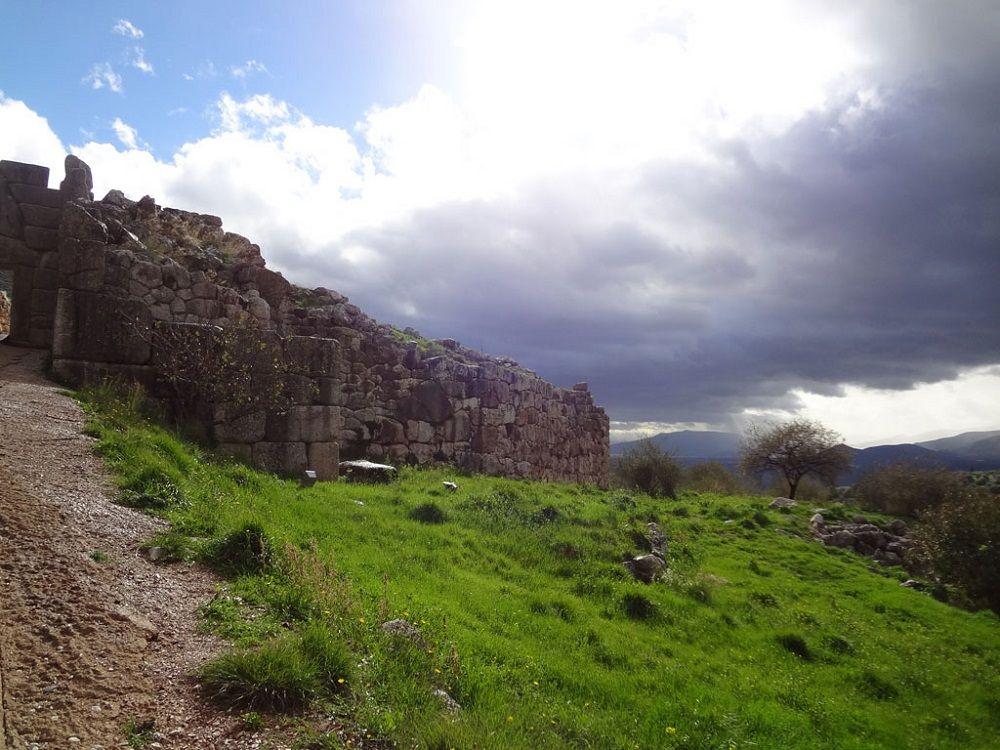Greek ancient site