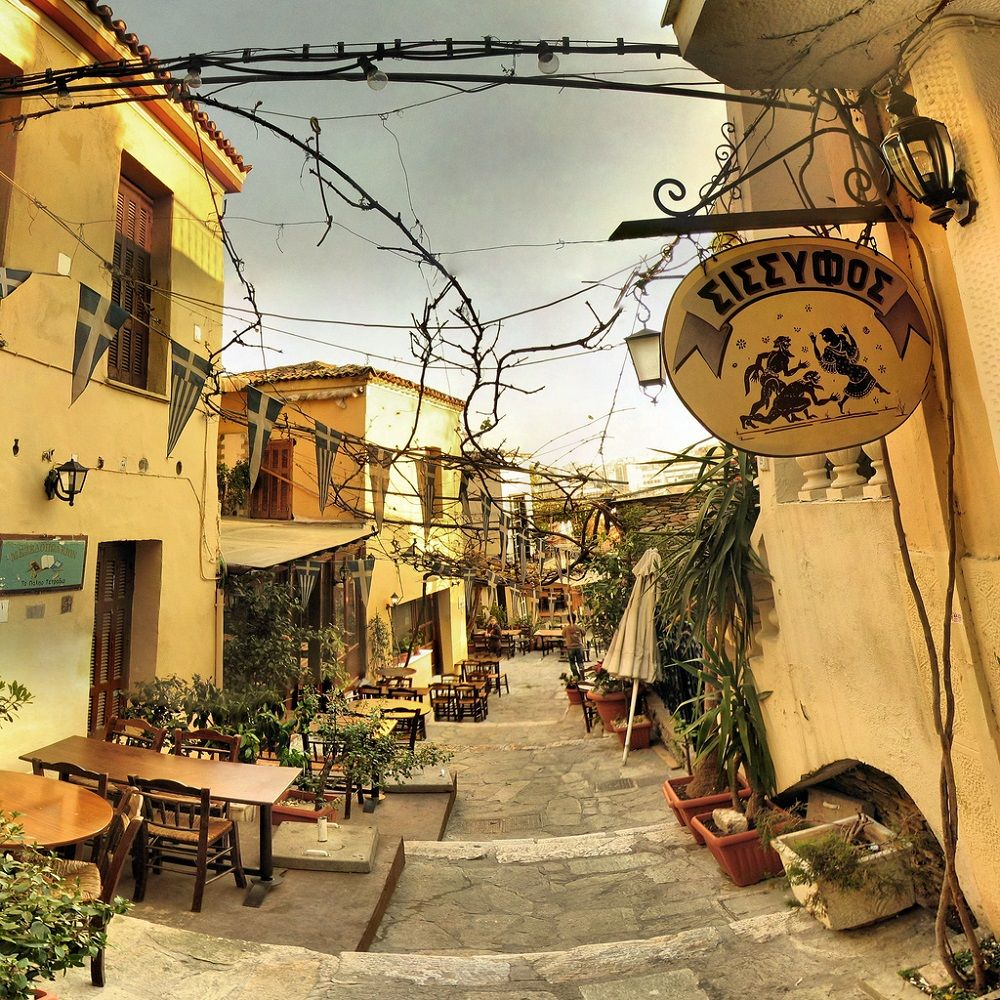 Athens Old Town