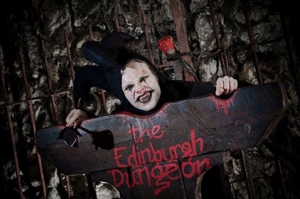 Halloween in Edinburgh
