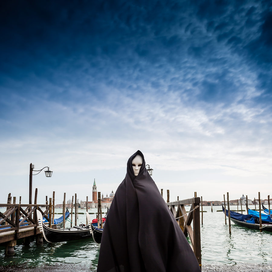 Halloween in Venice