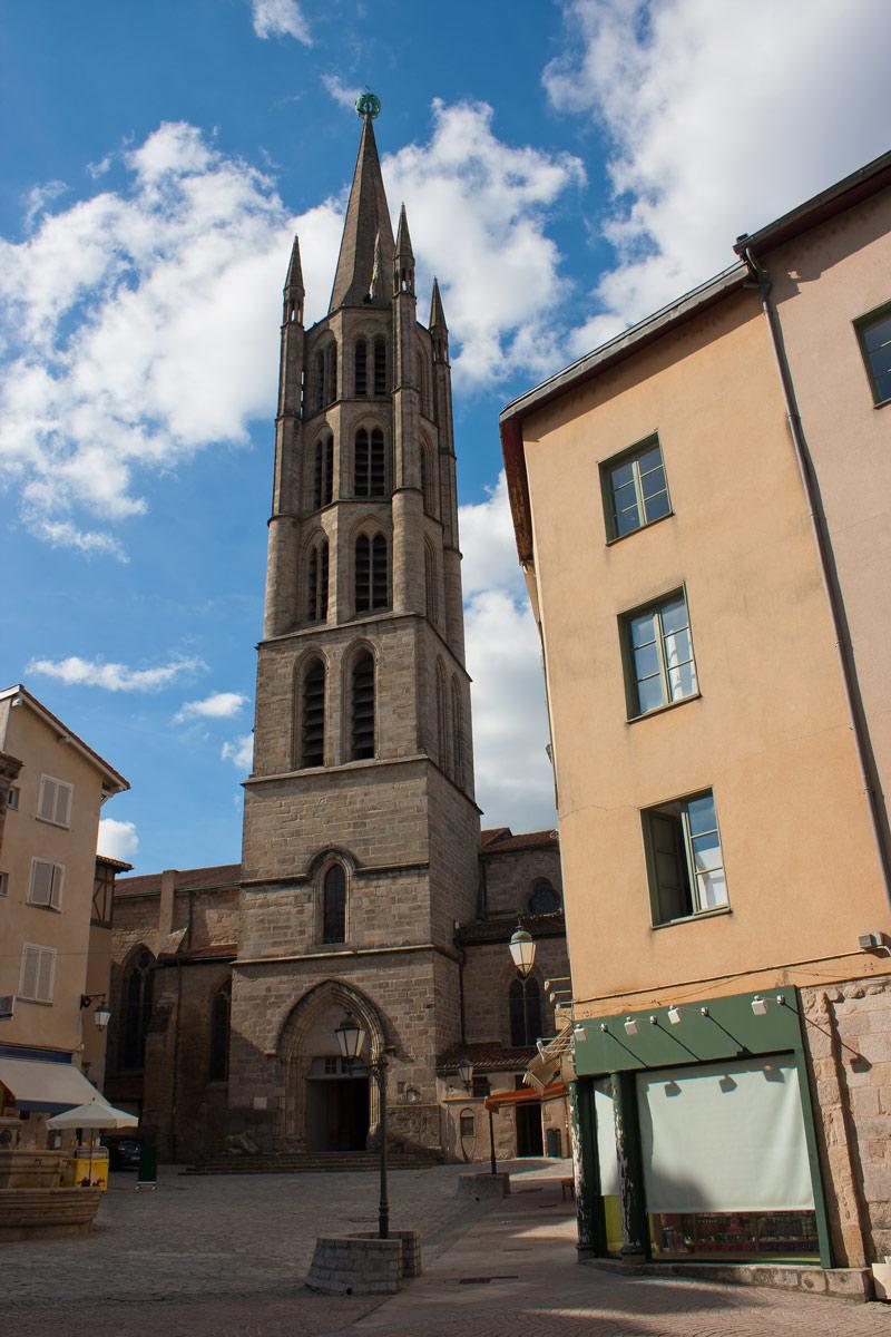 Limoges city