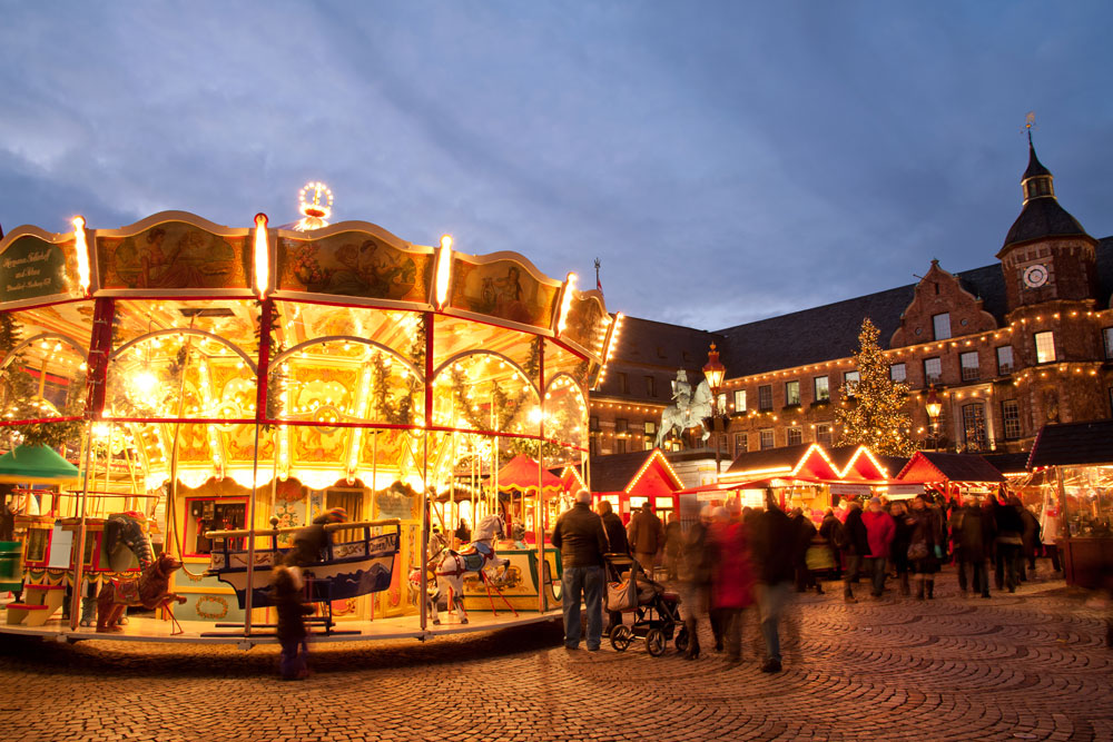 Christmas Town In Germany.10 Best Christmas Markets In Germany