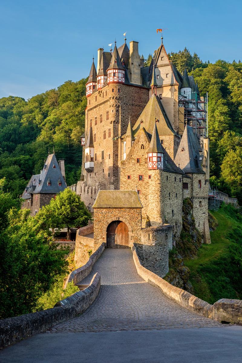 Beautiful castle in Germany