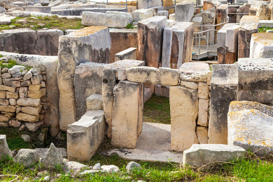 Megalithic Temple of Malta