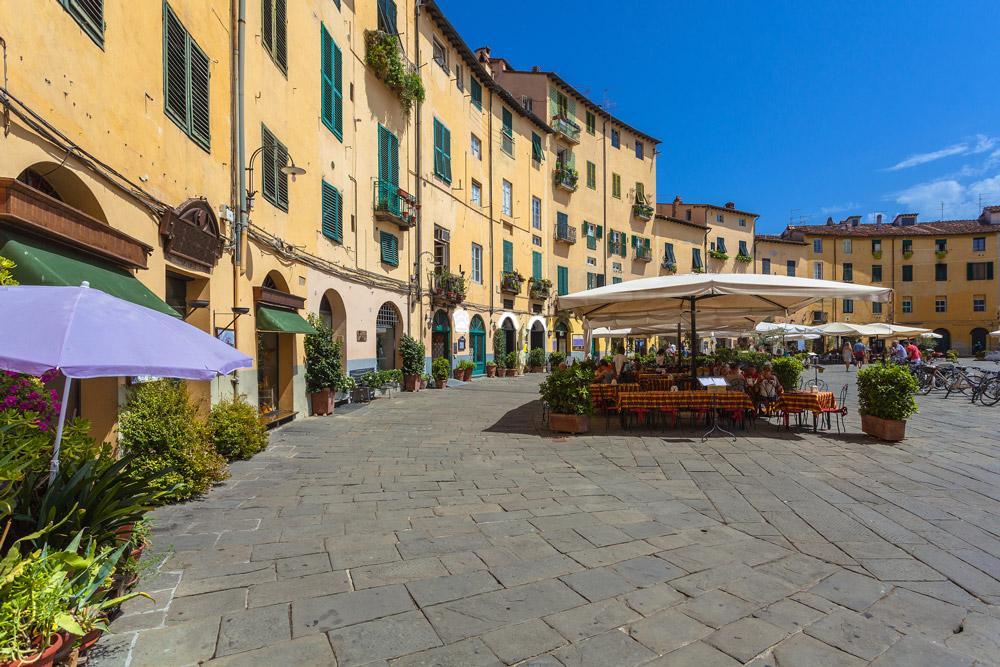 Romantic Italian village