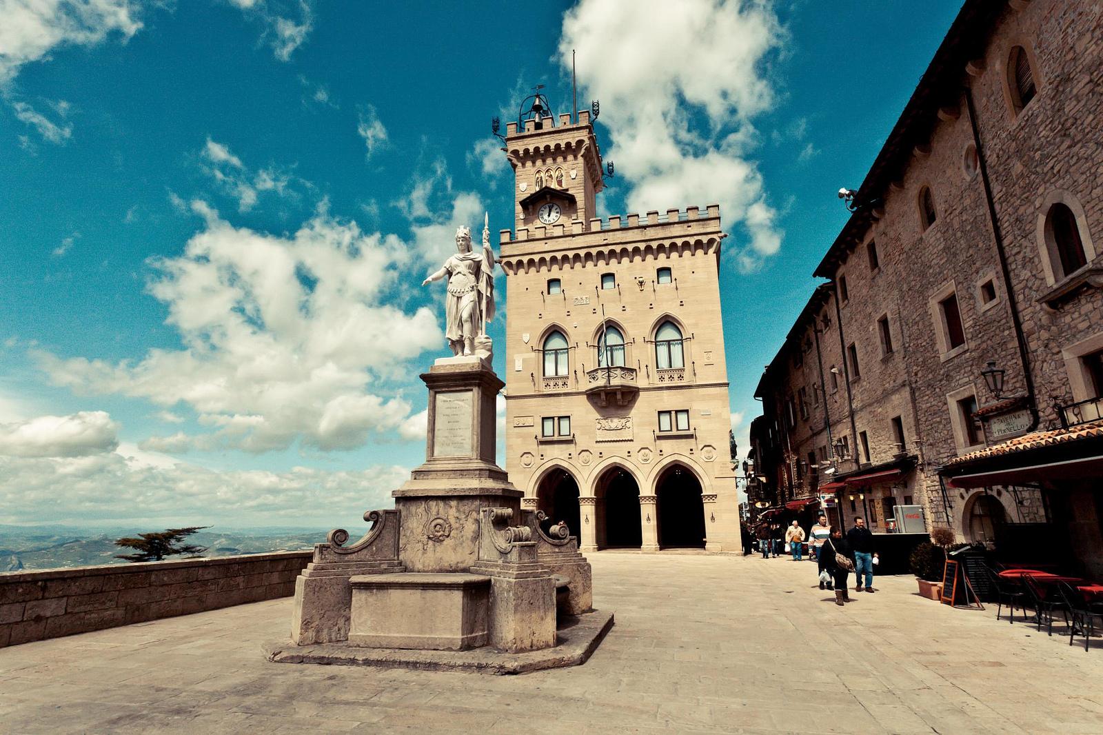 Palazzo Publico San Marino