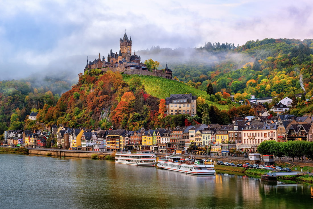 Most beautiful place in Germany