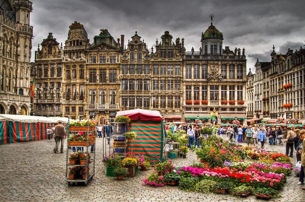 Grote Markt, Brussels
