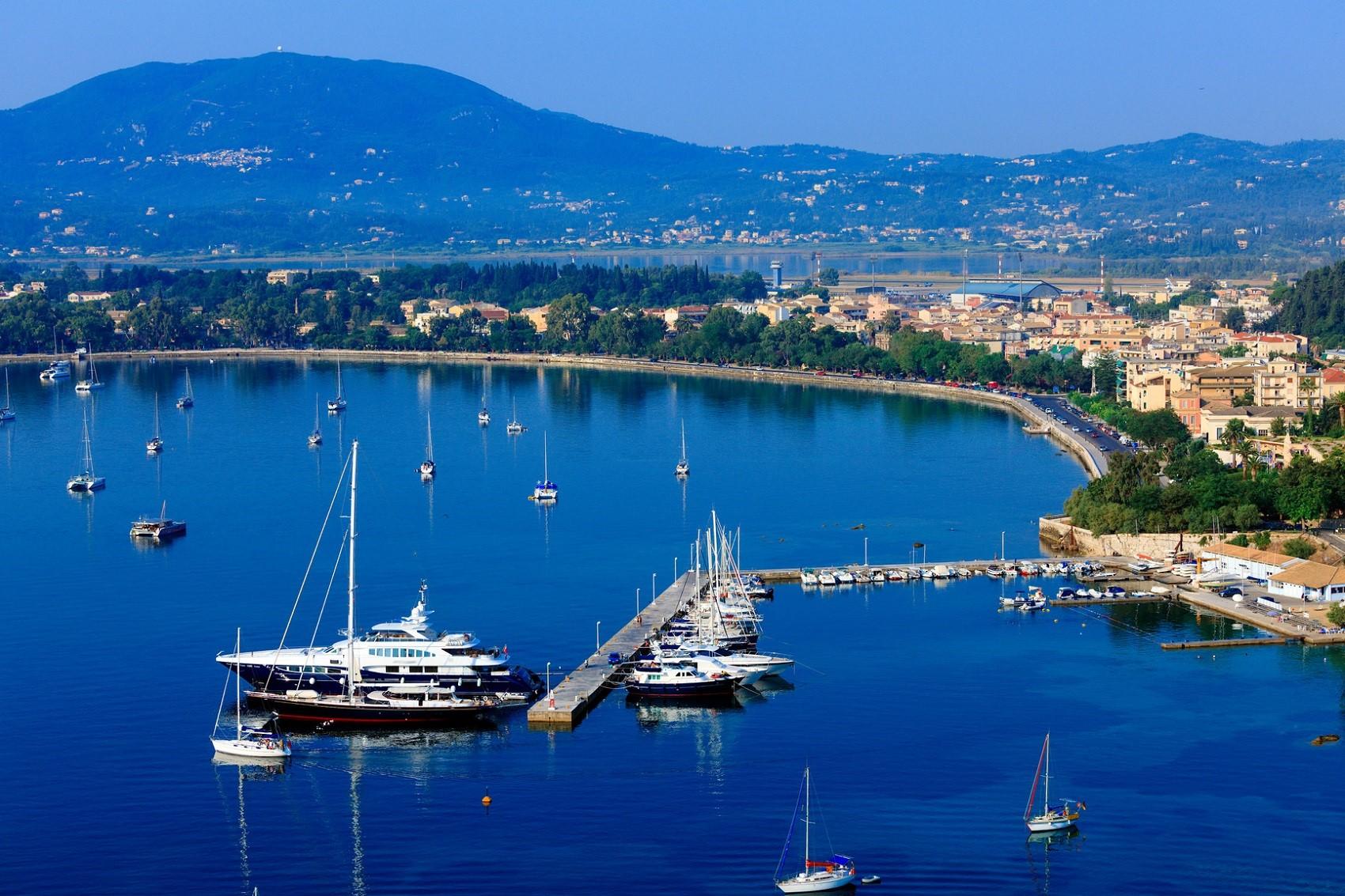 Kerkyra Marina Corfu