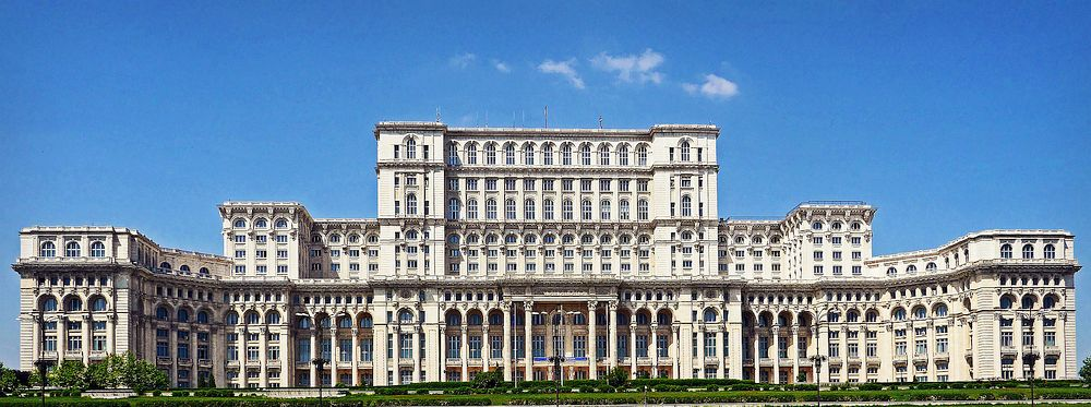 The Palace of the Parliament, Bucharest