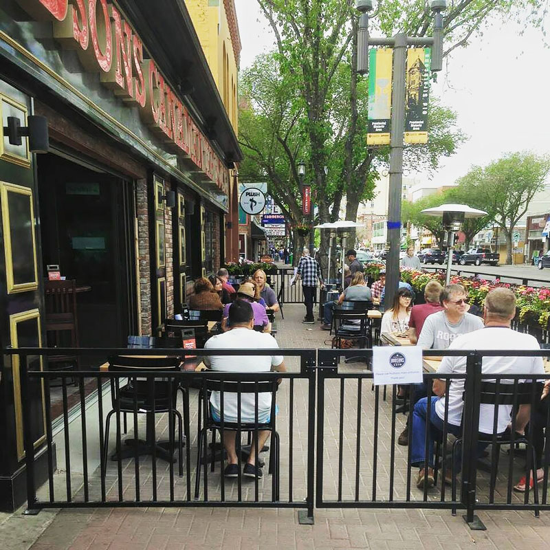Pub on Whyte Avenue