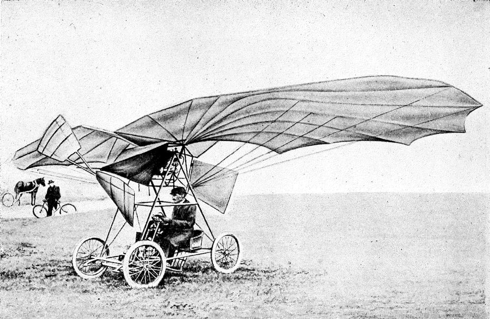 Vuia flying machine