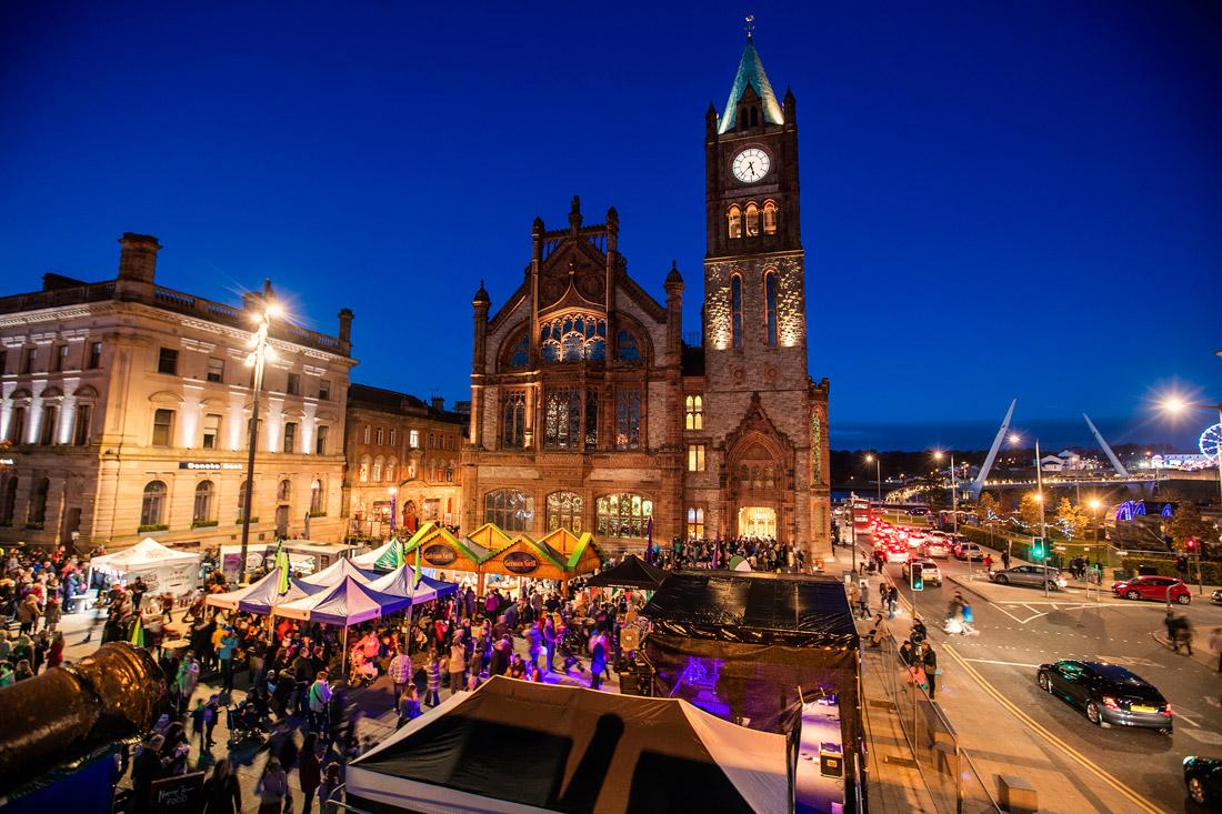 Derry Halloween Festival
