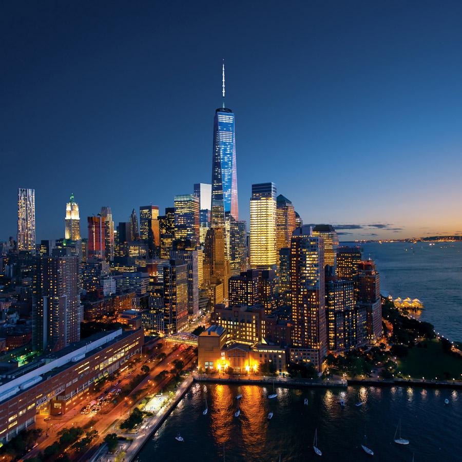 Lower Manhattan, NYC