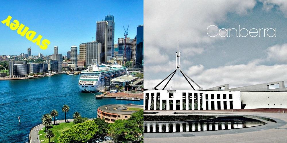 Sydney vs Canberra