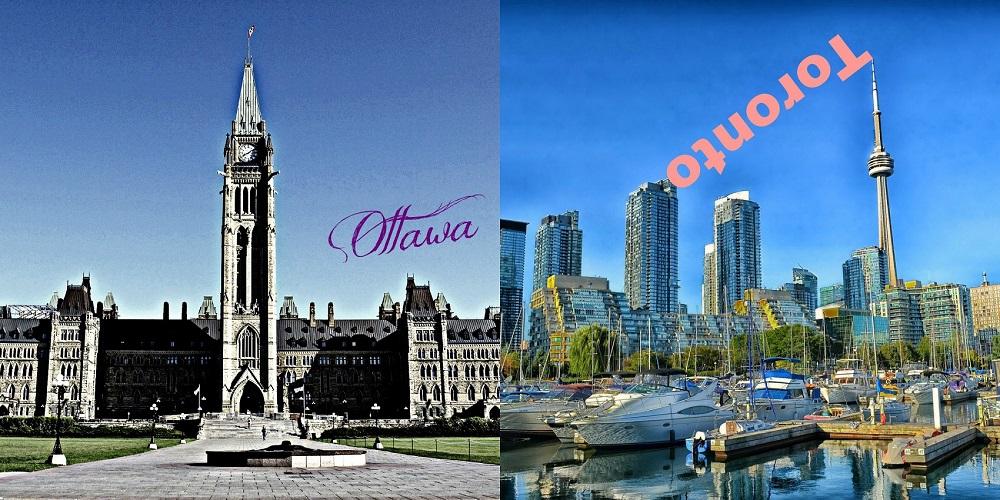 Toronto vs Ottawa