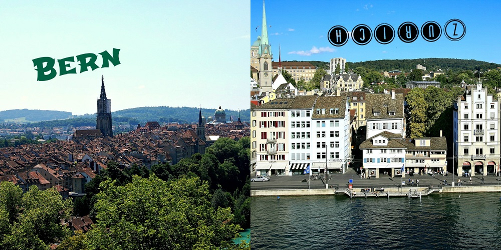 Zurich vs Bern