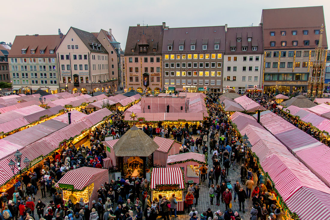 Christkindlesmarkt, Nuremberg