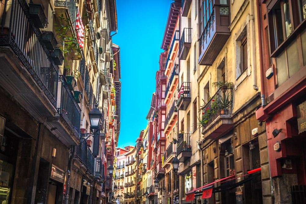 Bilbao Old Town