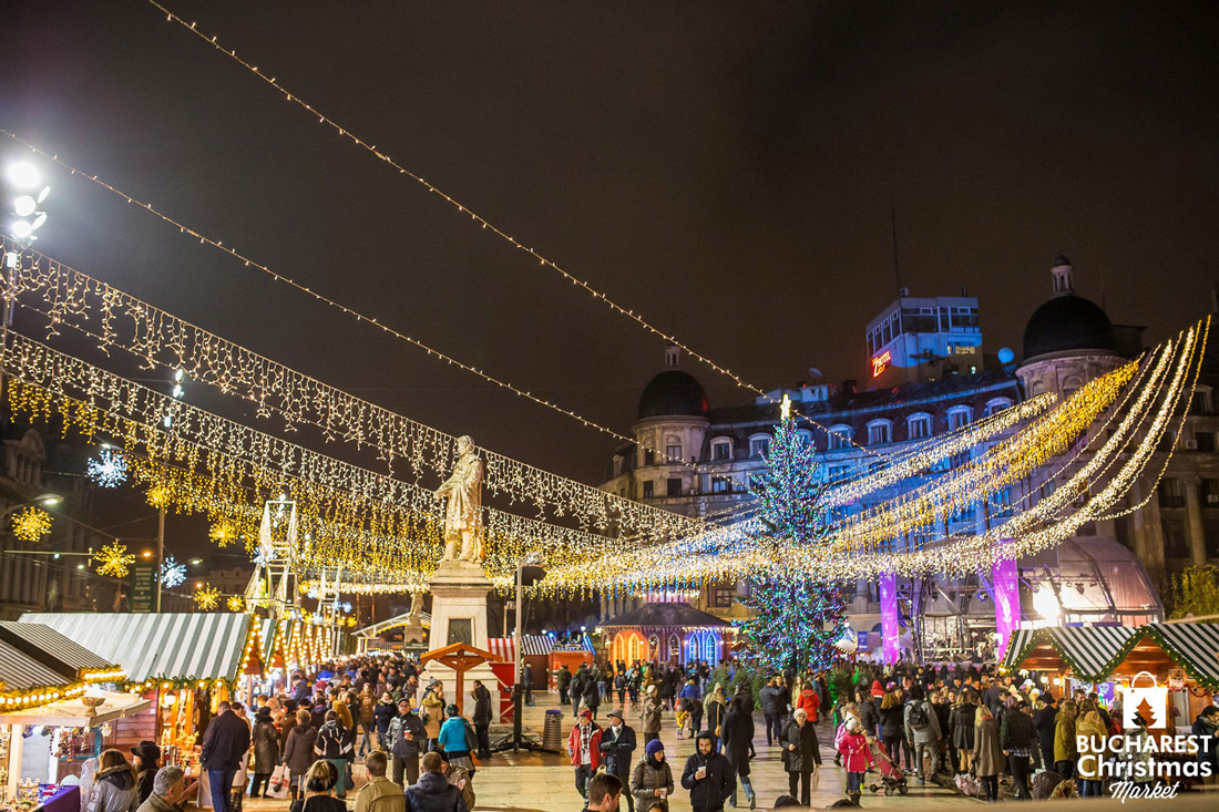 Bucharest Christmas Market 2019: Music, Magic, and Traditions