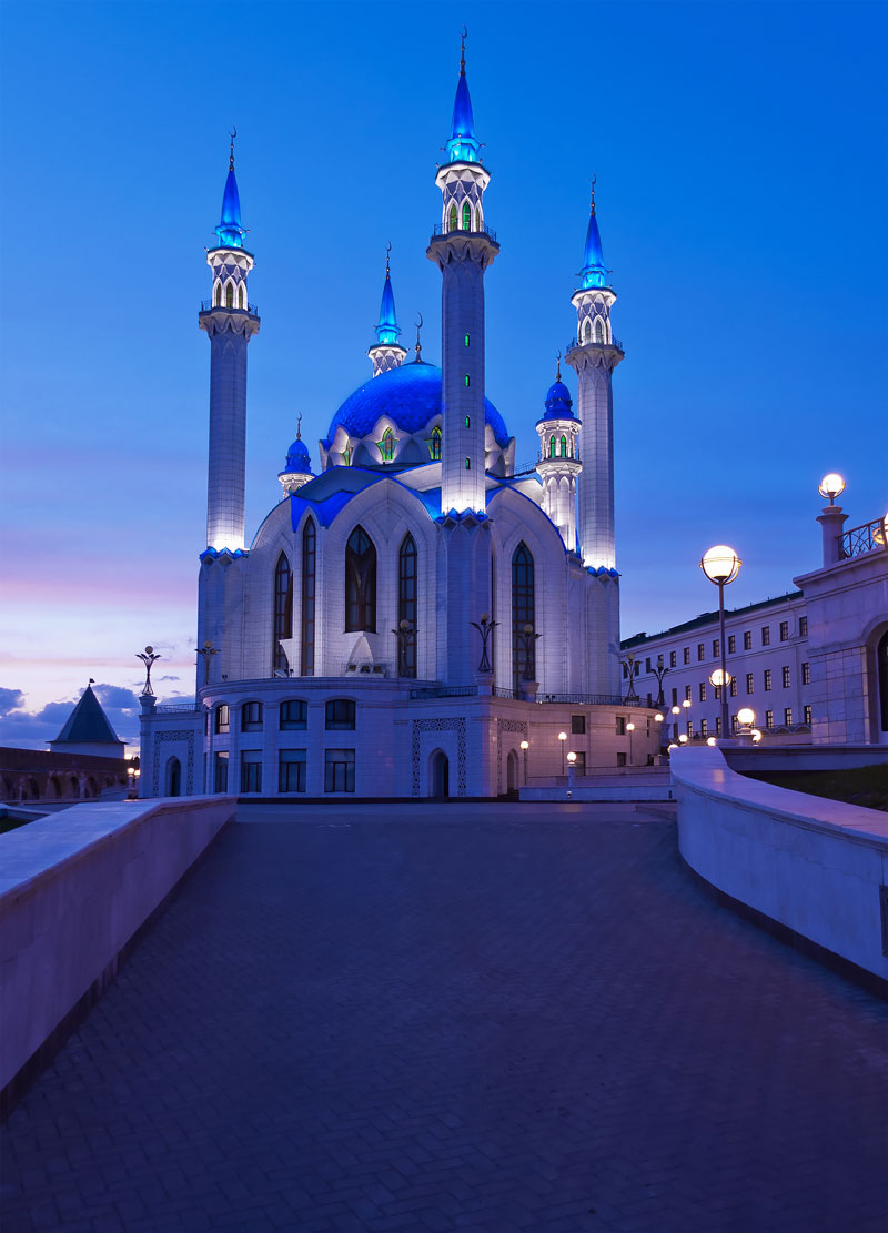 Qolşärif Mosque, Kazan