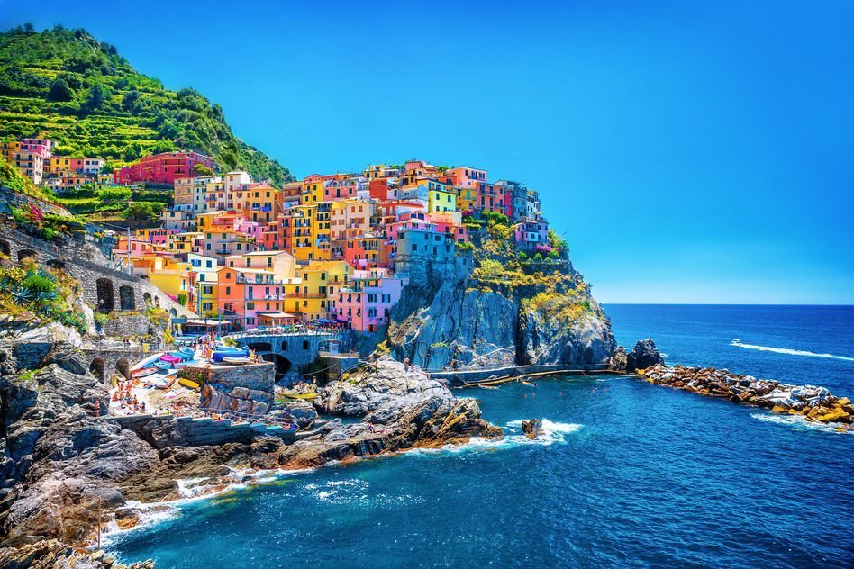 20 Most Colorful Destinations in Europe