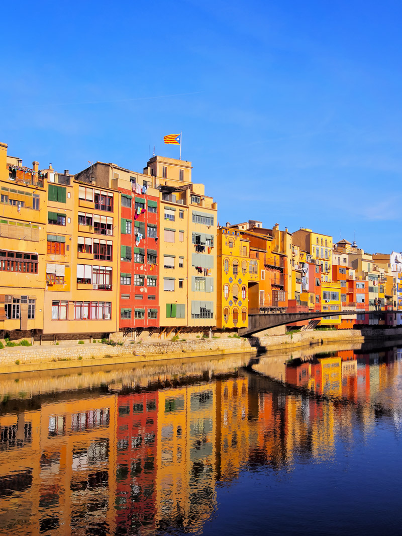 The Catalan City of Girona