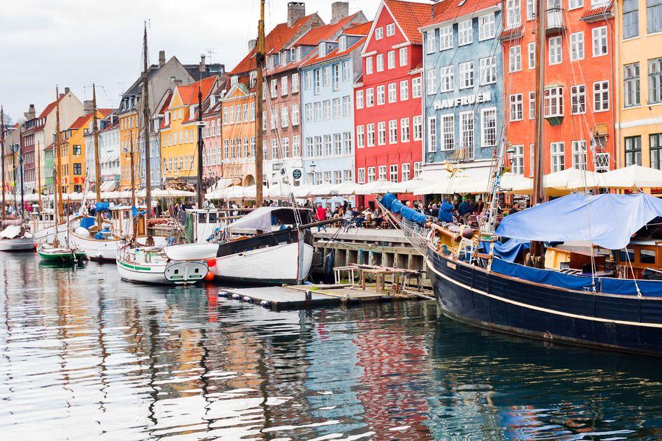 Nyhavn Canal Copenhagen