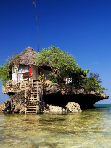 Zanzibar Overwater Restaurant